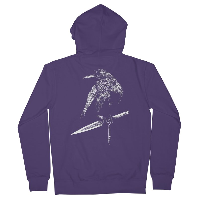 Nightbringer Women's Zip-Up Hoody by Anaïs Faë