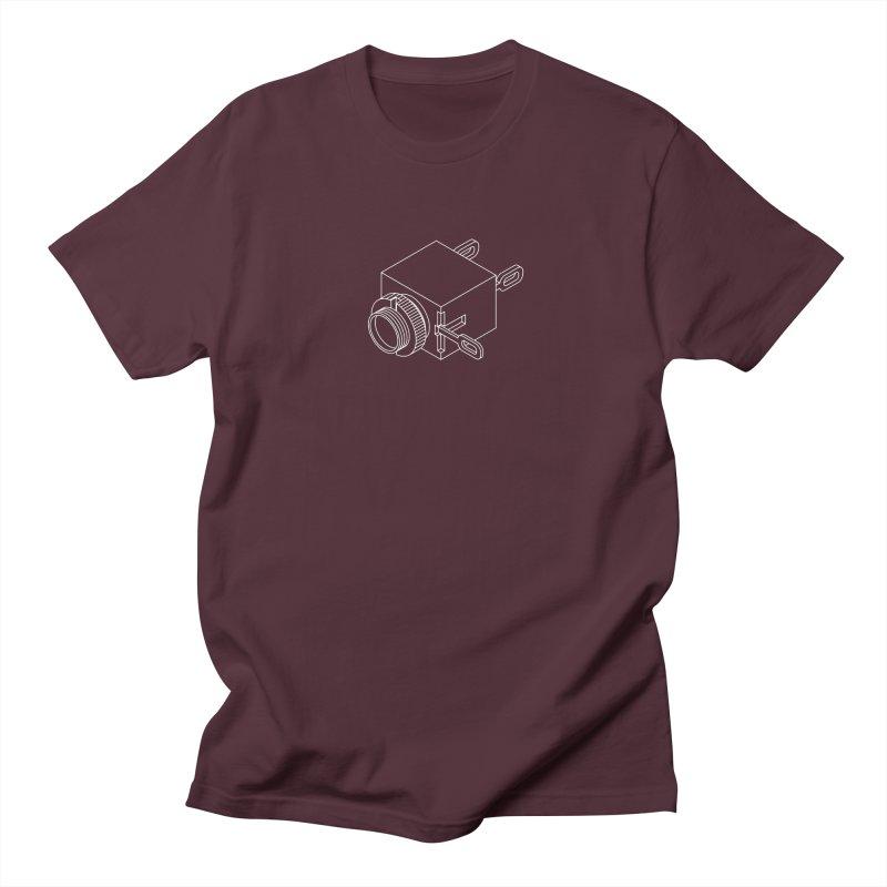 16PJ138 Men's T-shirt by Grayscale