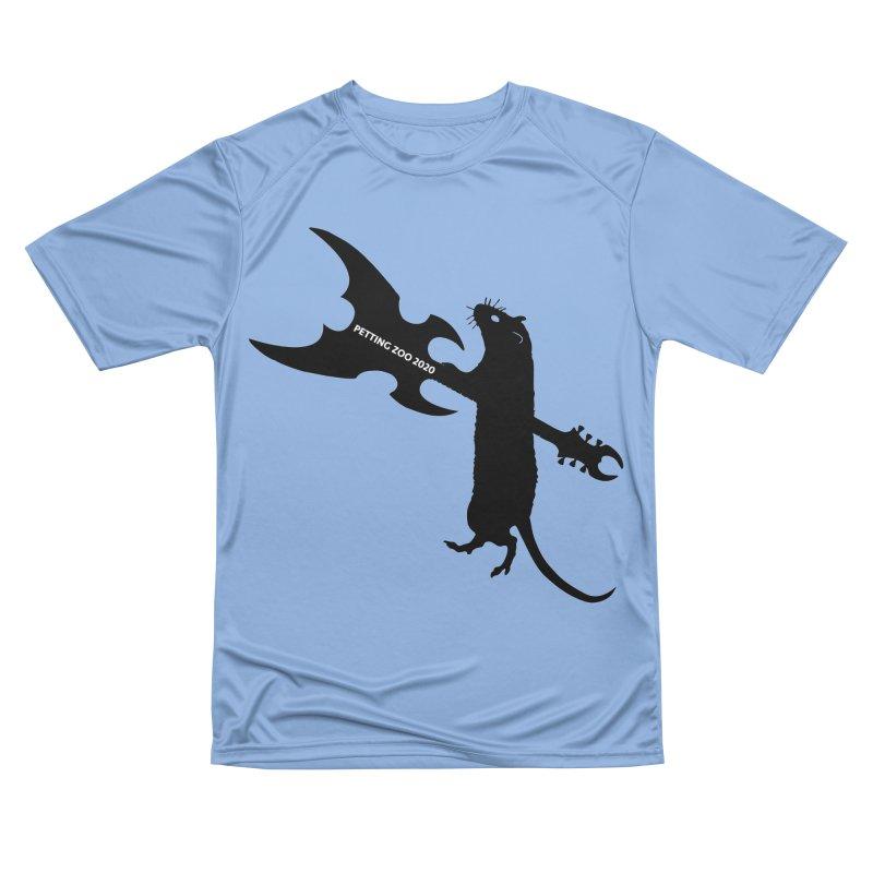 Petting Zoo 2020 Metal Rat 1 Men's T-Shirt by Anapalana by Tona Williams Artist Shop