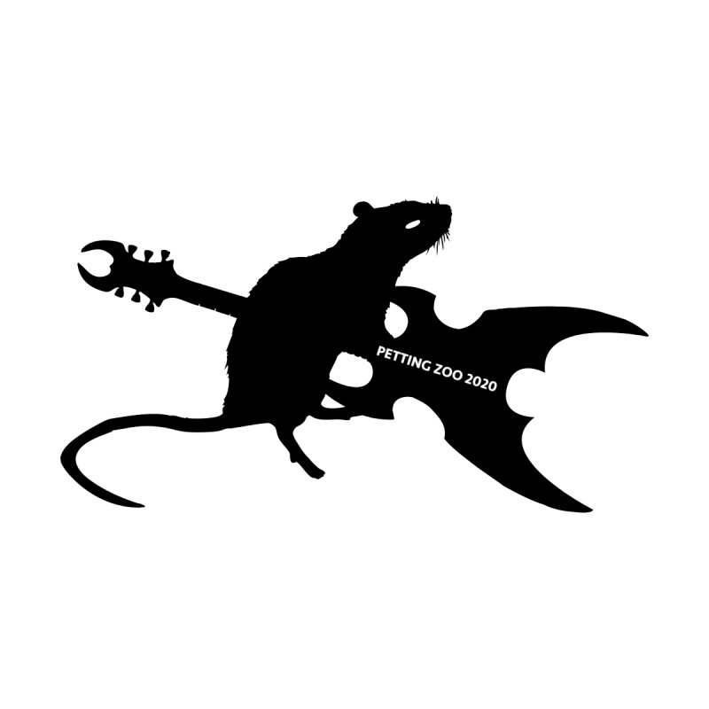 Petting Zoo 2020 Metal Rat 2 Accessories Sticker by Anapalana by Tona Williams Artist Shop