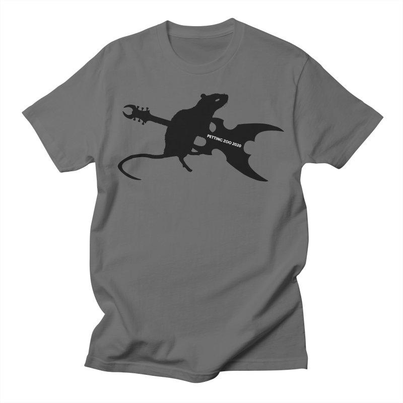 Petting Zoo 2020 Metal Rat 2 Men's T-Shirt by Anapalana by Tona Williams Artist Shop