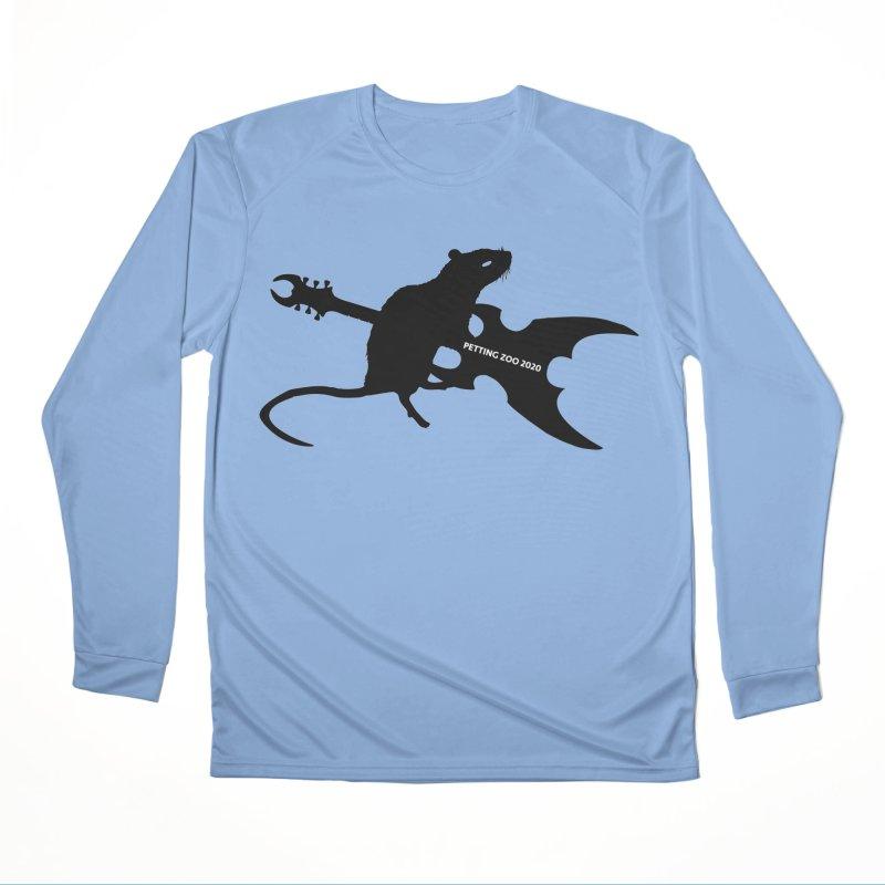 Petting Zoo 2020 Metal Rat 2 Men's Longsleeve T-Shirt by Anapalana by Tona Williams Artist Shop