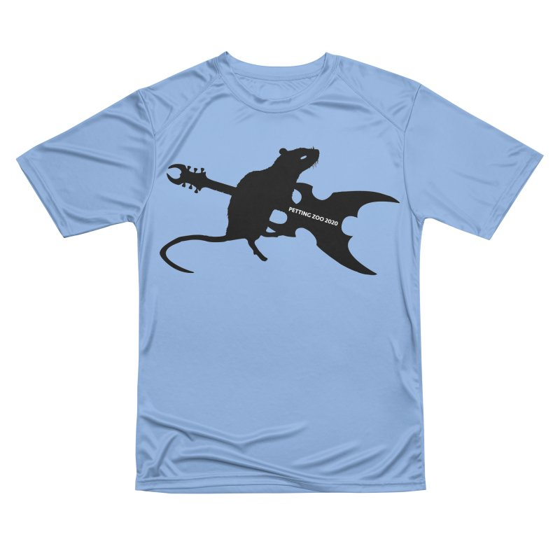 Petting Zoo 2020 Metal Rat 2 Women's T-Shirt by Anapalana by Tona Williams Artist Shop