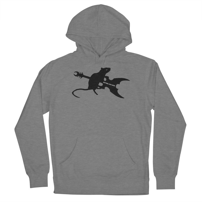 Petting Zoo 2020 Metal Rat 2 Women's Pullover Hoody by Anapalana by Tona Williams Artist Shop