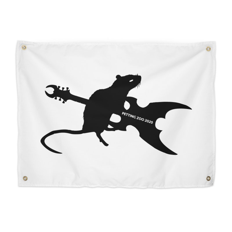 Petting Zoo 2020 Metal Rat 2 Home Tapestry by Anapalana by Tona Williams Artist Shop
