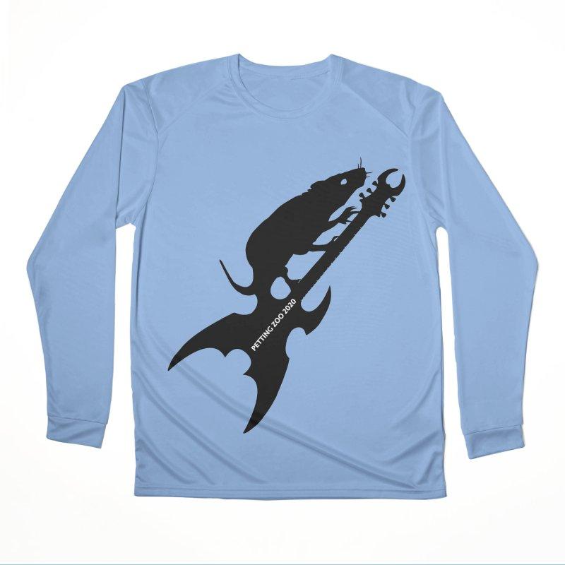 Petting Zoo 2020 Metal Rat 3 Men's Longsleeve T-Shirt by Anapalana by Tona Williams Artist Shop