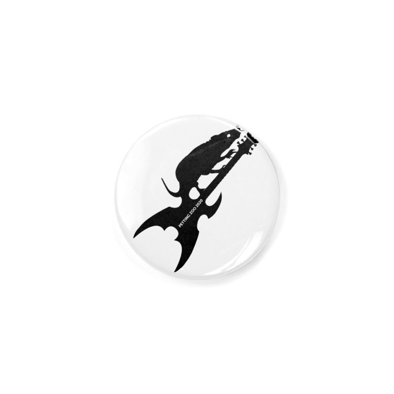 Petting Zoo 2020 Metal Rat 3 Accessories Button by Anapalana by Tona Williams Artist Shop