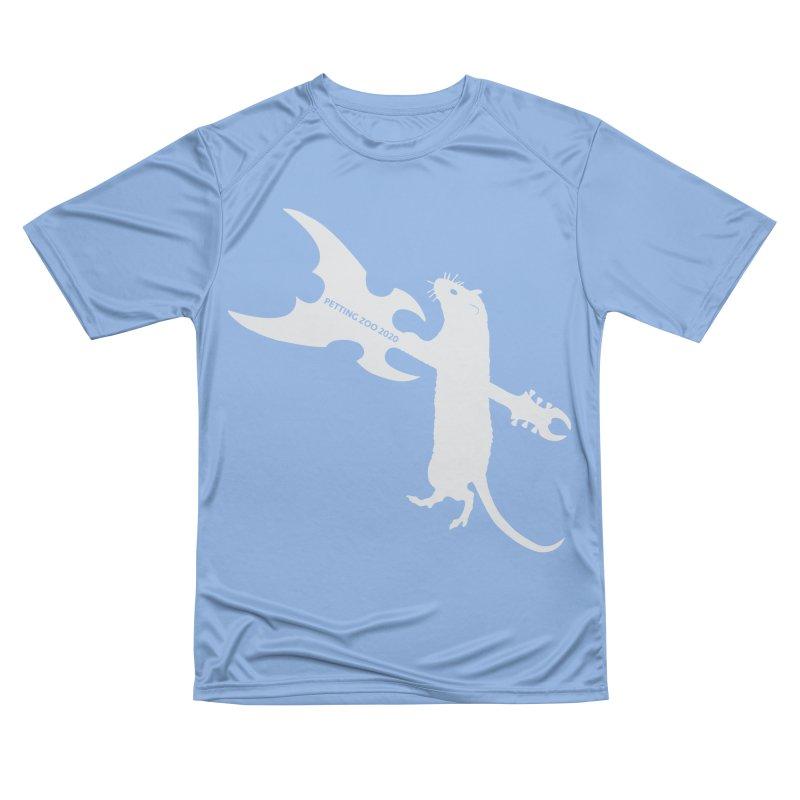 Petting Zoo 2020 Metal Rat 1 Light Women's T-Shirt by Anapalana by Tona Williams Artist Shop