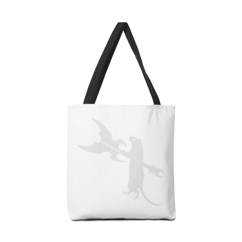 Petting Zoo 2020 Metal Rat 1 Light Accessories Bag by Anapalana by Tona Williams Artist Shop