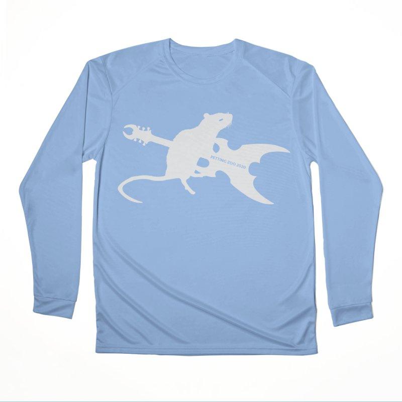 Petting Zoo 2020 Metal Rat 2 Light Men's Longsleeve T-Shirt by Anapalana by Tona Williams Artist Shop