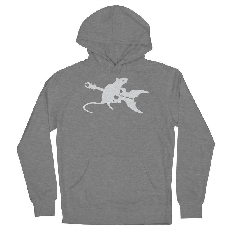 Petting Zoo 2020 Metal Rat 2 Light Women's Pullover Hoody by Anapalana by Tona Williams Artist Shop