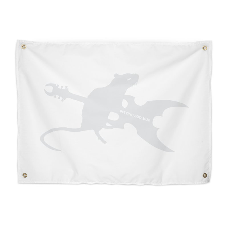 Petting Zoo 2020 Metal Rat 2 Light Home Tapestry by Anapalana by Tona Williams Artist Shop