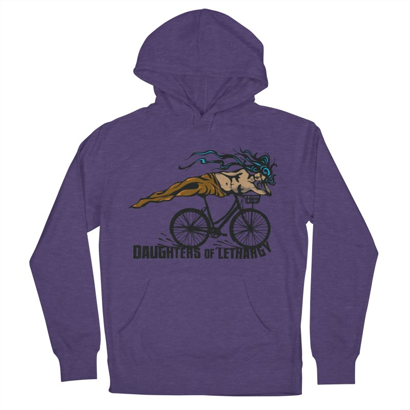 Daughters of Lethargy - Earth Tones Men's Pullover Hoody by Anapalana by Tona Williams Artist Shop