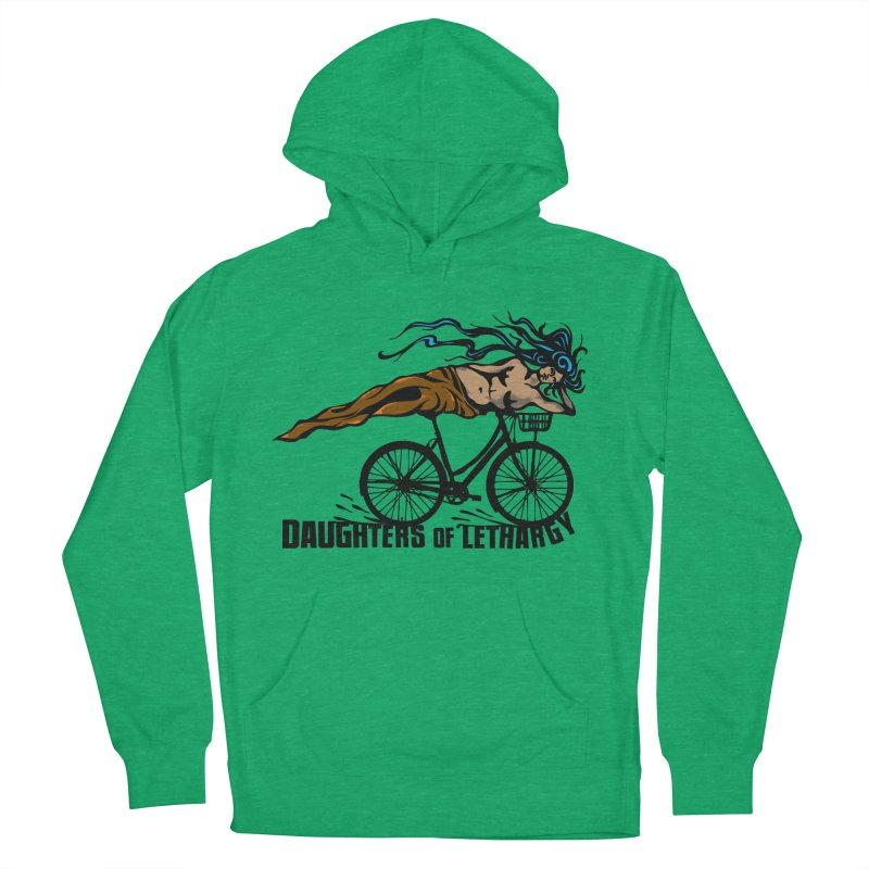 Daughters of Lethargy - Earth Tones Men's French Terry Pullover Hoody by Anapalana by Tona Williams Artist Shop