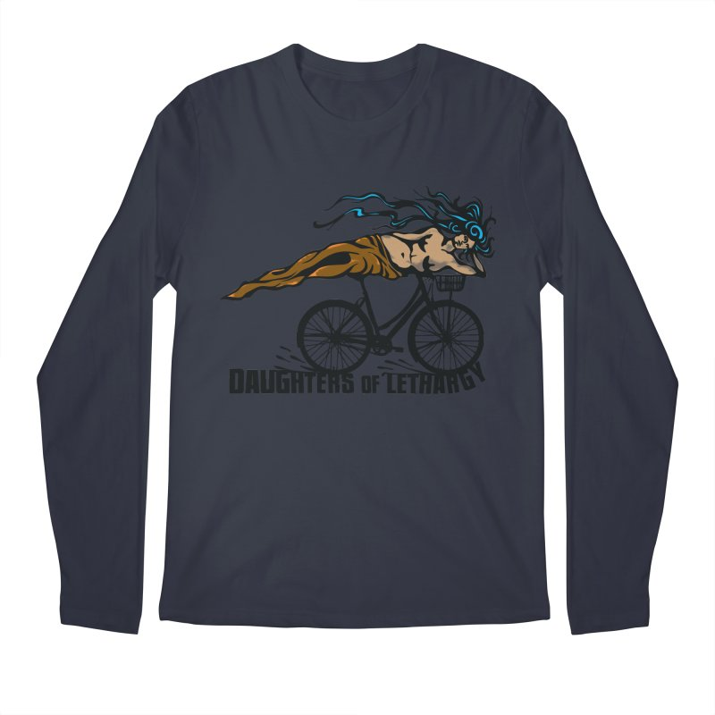 Daughters of Lethargy - Earth Tones Men's Longsleeve T-Shirt by Anapalana by Tona Williams Artist Shop