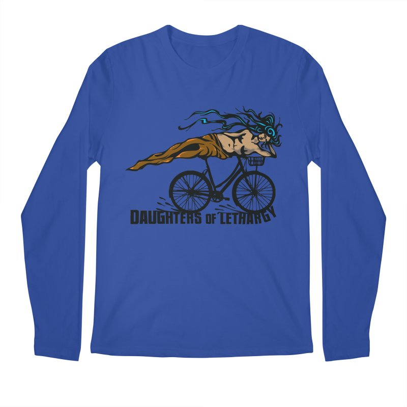 Daughters of Lethargy - Earth Tones Men's Regular Longsleeve T-Shirt by Anapalana by Tona Williams Artist Shop