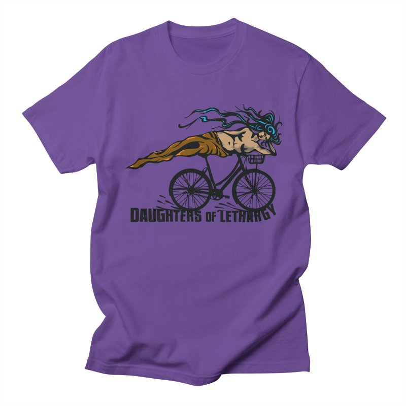 Daughters of Lethargy - Earth Tones Men's Regular T-Shirt by Anapalana by Tona Williams Artist Shop