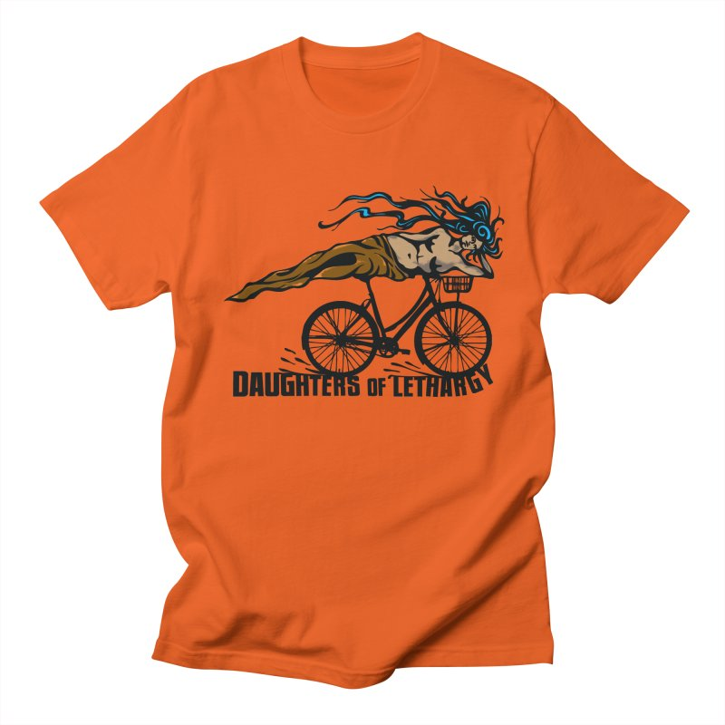 Daughters of Lethargy - Earth Tones Men's T-Shirt by Anapalana by Tona Williams Artist Shop