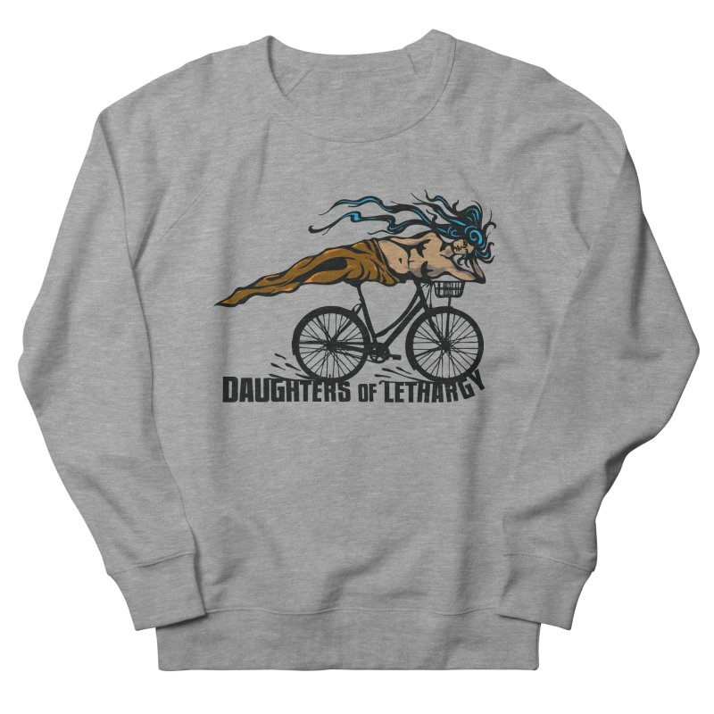 Daughters of Lethargy - Earth Tones Men's French Terry Sweatshirt by Anapalana by Tona Williams Artist Shop