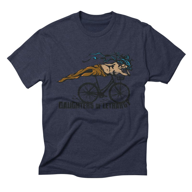 Daughters of Lethargy - Earth Tones Men's Triblend T-Shirt by Anapalana by Tona Williams Artist Shop