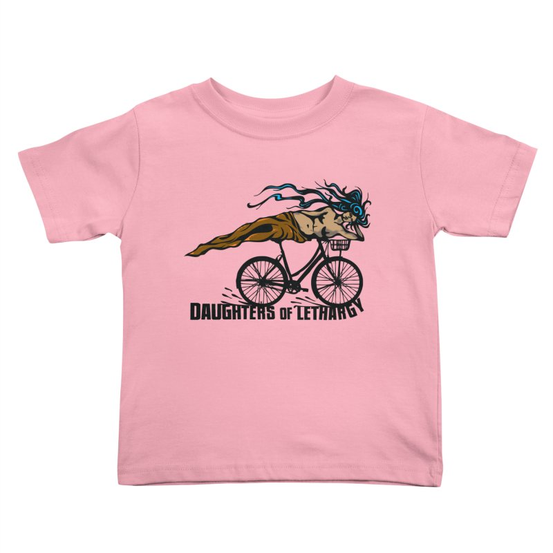Daughters of Lethargy - Earth Tones Kids Toddler T-Shirt by Anapalana by Tona Williams Artist Shop