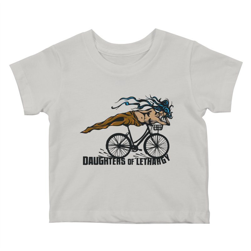 Daughters of Lethargy - Earth Tones Kids Baby T-Shirt by Anapalana by Tona Williams Artist Shop