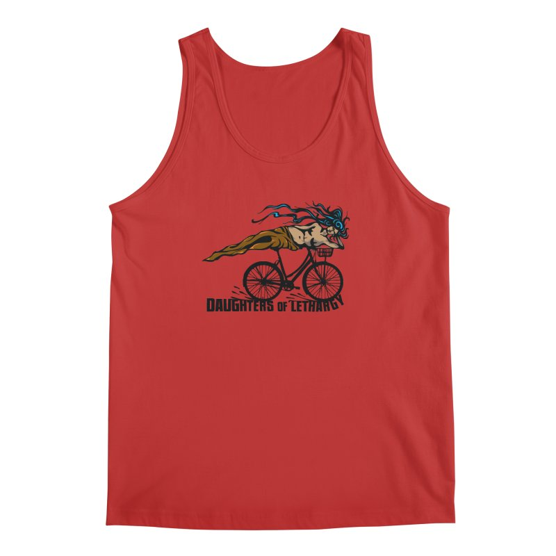 Daughters of Lethargy - Earth Tones Men's Tank by Anapalana by Tona Williams Artist Shop