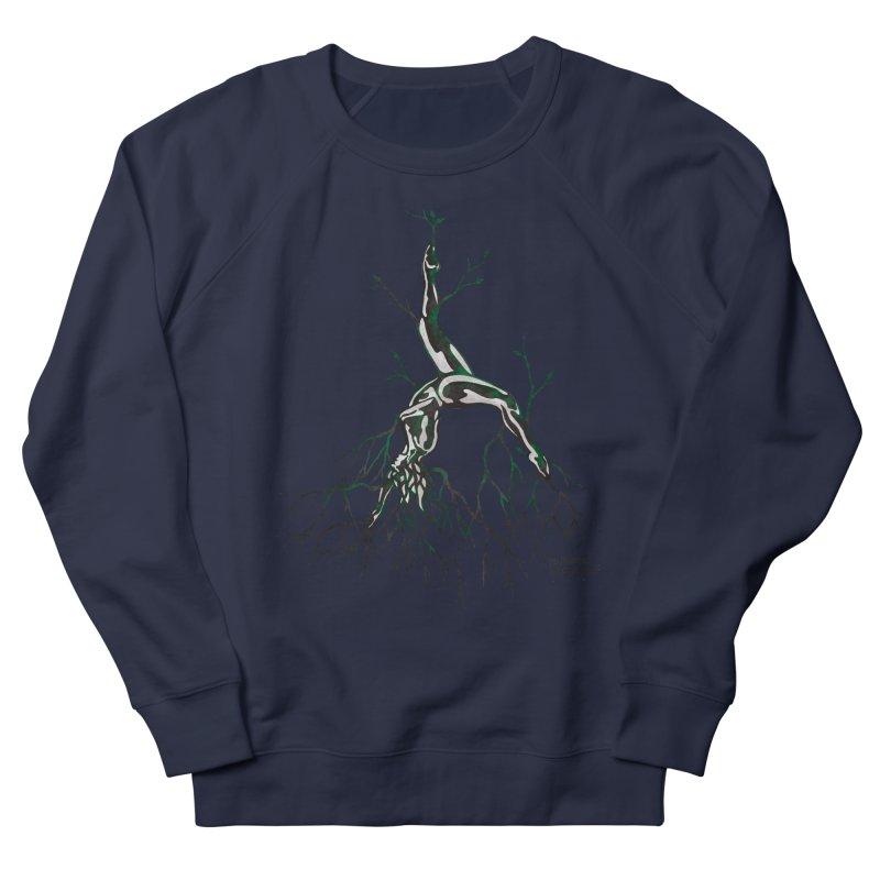 Tree Dancer 3 - Earth Tones Men's Sweatshirt by Anapalana by Tona Williams Artist Shop