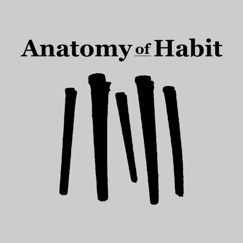 Anatomy Of Habit - Five Nails - Black by Anatomy of Habit