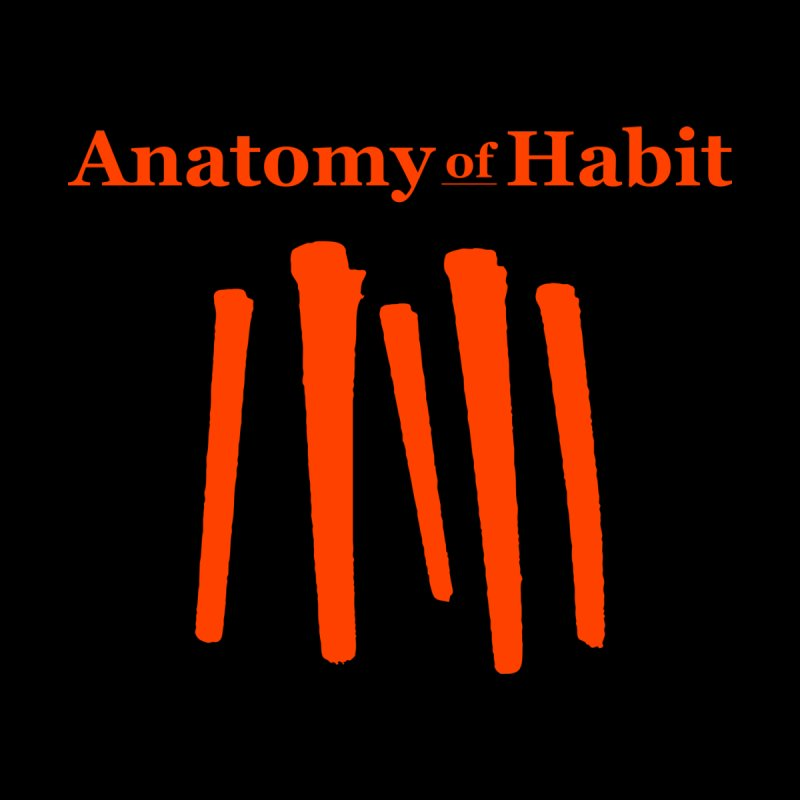 Anatomy Of Habit - Five Nails - Orange Women's T-Shirt by Anatomy of Habit