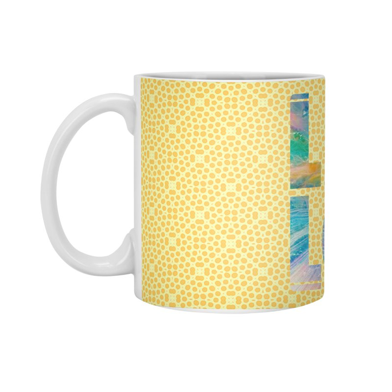 Live Love Accessories Standard Mug by An Authentic Piece