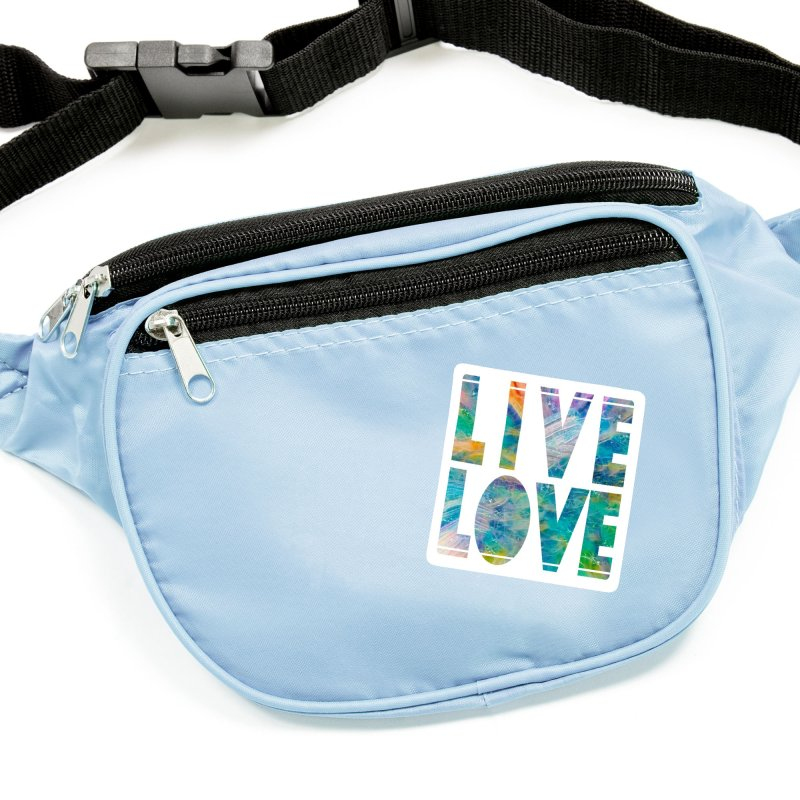 Live Love Accessories Sticker by An Authentic Piece