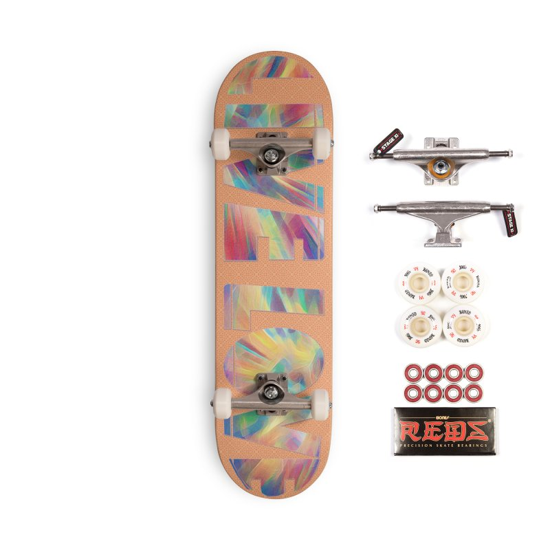 Live Love with Pride Accessories Complete - Pro Skateboard by An Authentic Piece