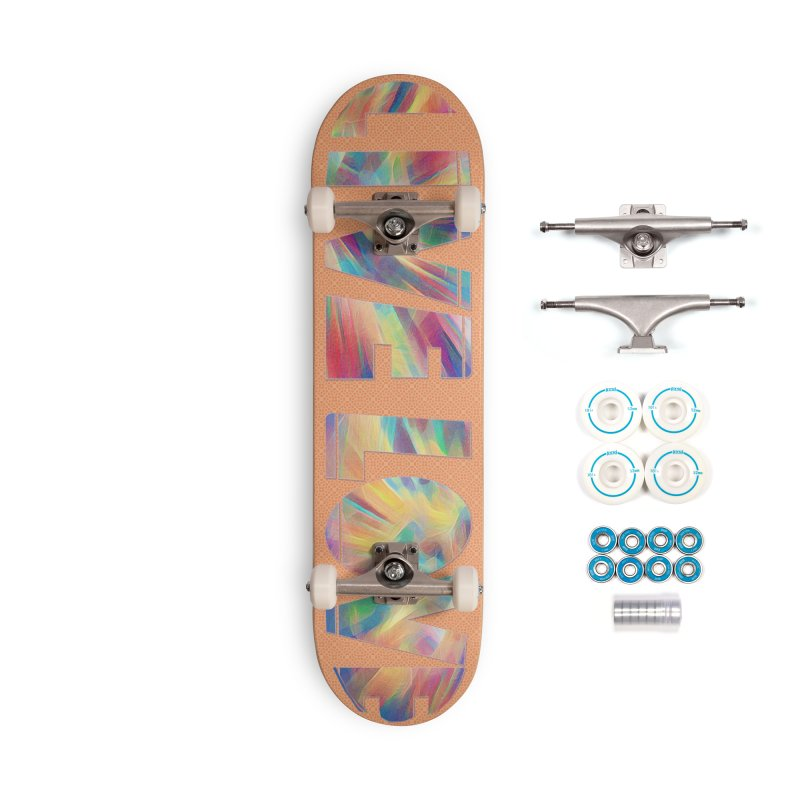 Live Love with Pride Accessories Complete - Basic Skateboard by An Authentic Piece