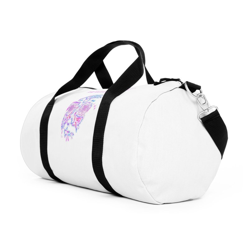 Deal With It Accessories Duffel Bag Bag by An Authentic Piece