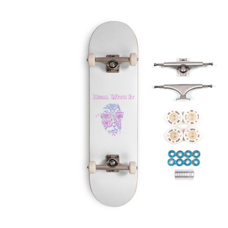 Deal With It Accessories Complete - Premium Skateboard by An Authentic Piece