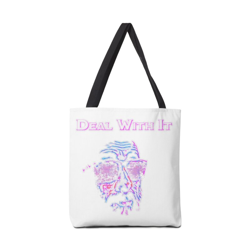 Deal With It Accessories Tote Bag Bag by An Authentic Piece