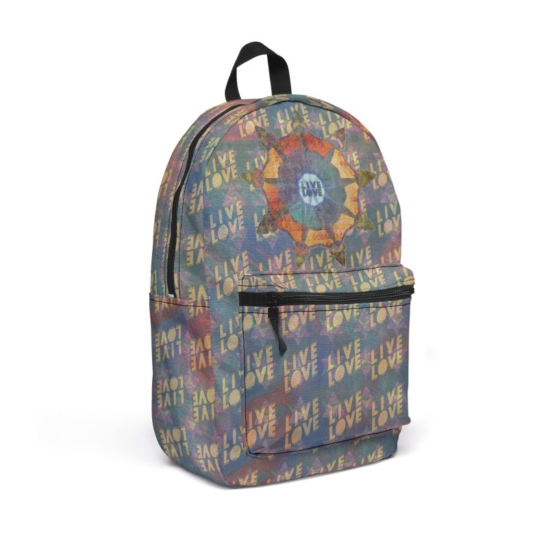 Guided by Living Love Accessories Backpack Bag by An Authentic Piece