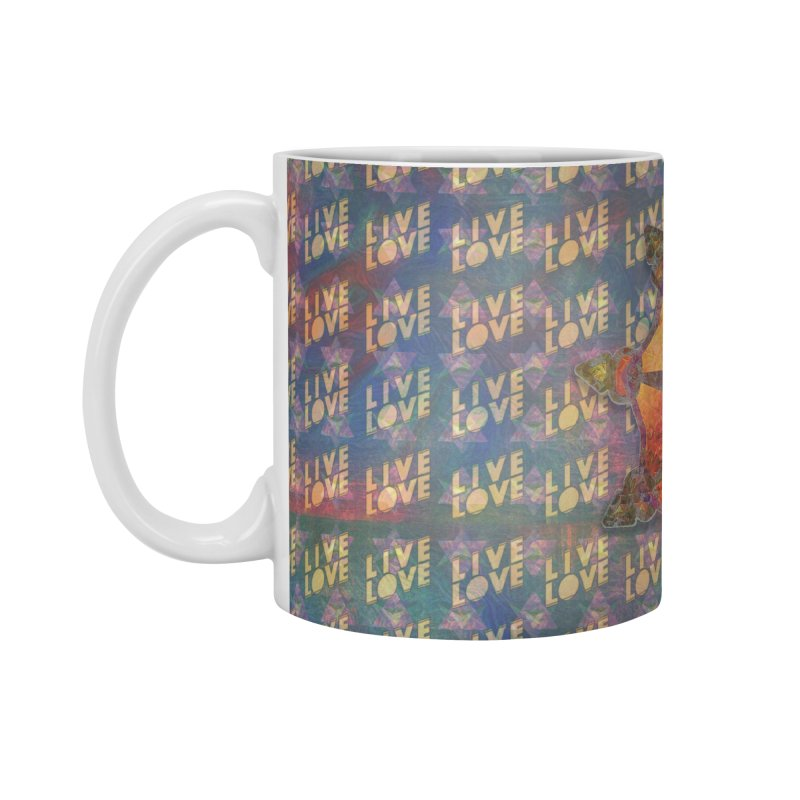 Guided by Living Love Accessories Standard Mug by An Authentic Piece