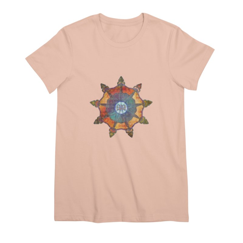 Guided by Living Love Women's Premium T-Shirt by An Authentic Piece