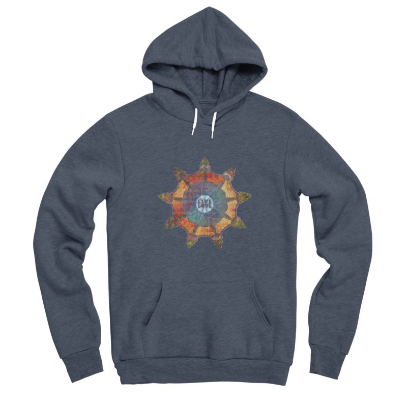 Guided by Living Love Women's Pullover Hoody by An Authentic Piece