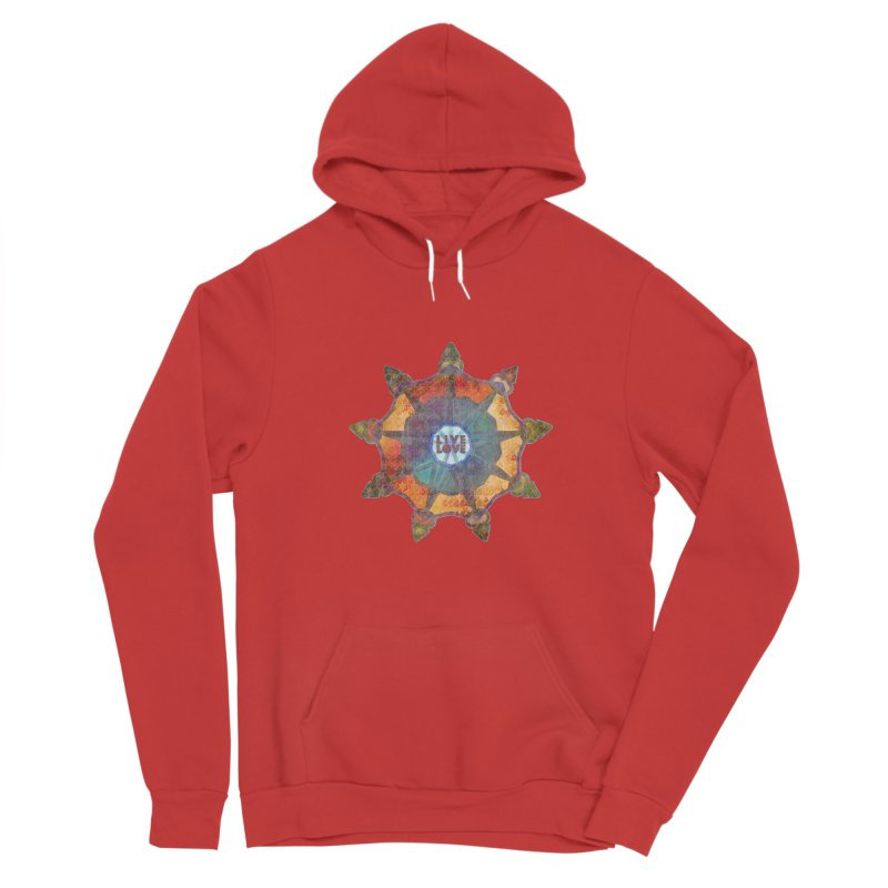Guided by Living Love Women's Pullover Hoody by AnAuthenticPiece