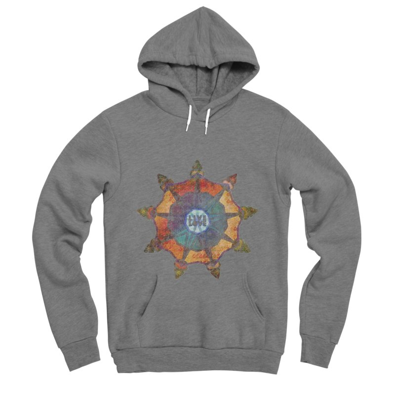 Guided by Living Love Women's Sponge Fleece Pullover Hoody by An Authentic Piece