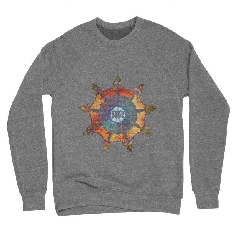 Guided by Living Love Men's Sponge Fleece Sweatshirt by An Authentic Piece