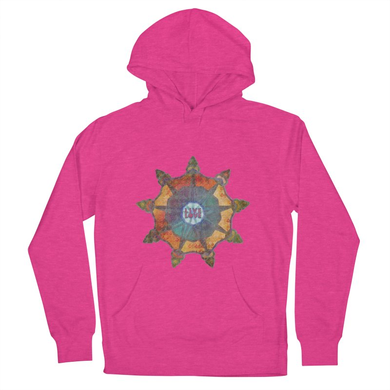 Guided by Living Love Women's French Terry Pullover Hoody by An Authentic Piece