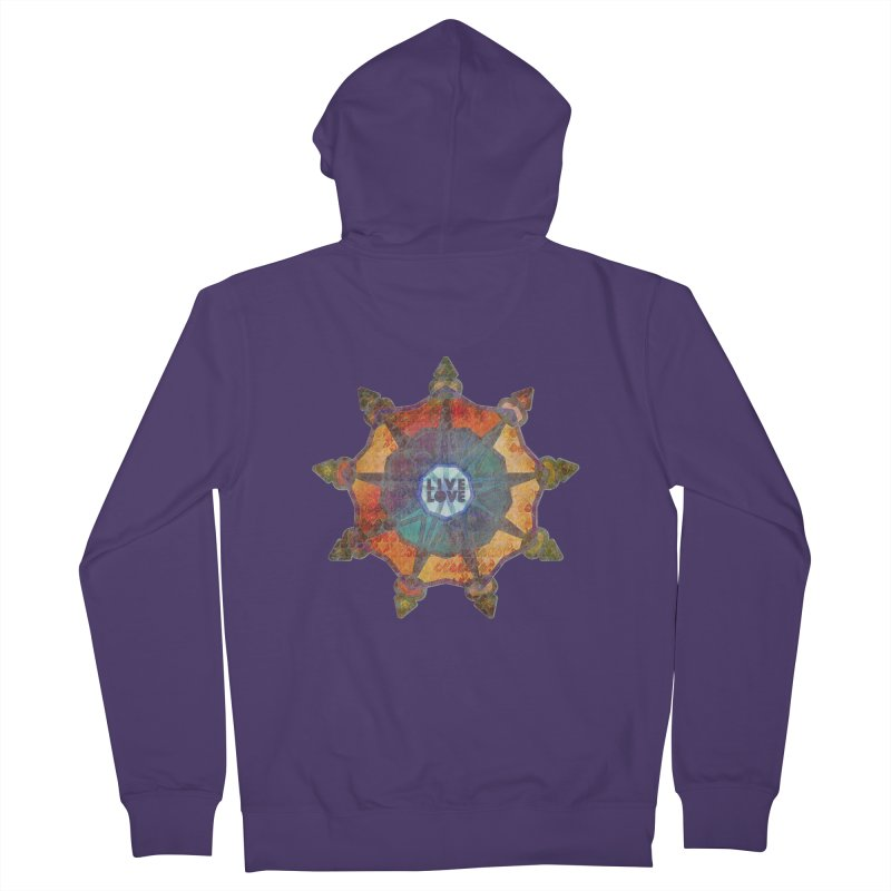 Guided by Living Love Women's Zip-Up Hoody by An Authentic Piece