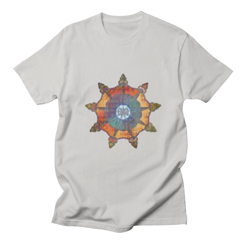Guided by Living Love Women's Regular Unisex T-Shirt by An Authentic Piece