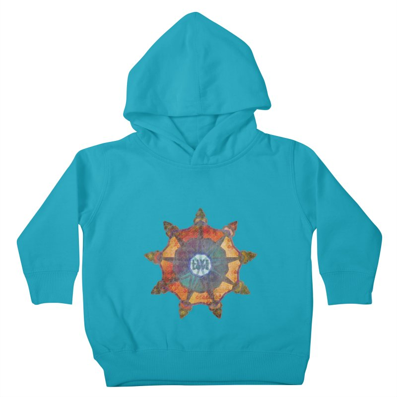 Guided by Living Love Kids Toddler Pullover Hoody by An Authentic Piece