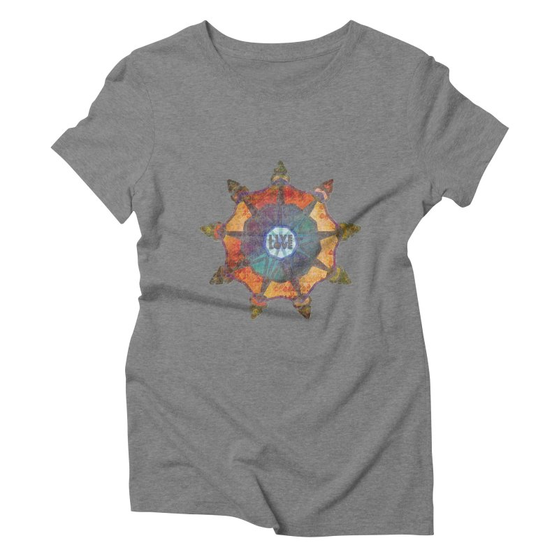 Guided by Living Love Women's Triblend T-Shirt by An Authentic Piece
