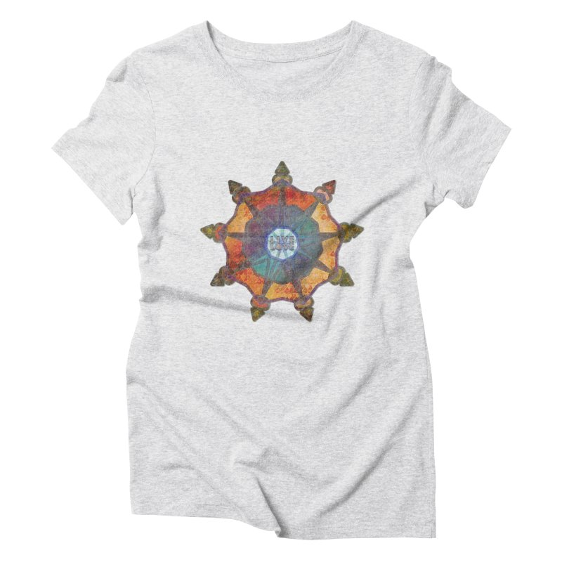 Guided by Living Love Women's T-Shirt by An Authentic Piece